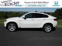 2012 BMW X6 35i Twin Turbo 4288 one owner miles.