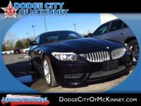 Get excited about the 2012 BMW Z4 sDrive35i! It