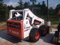 2012 Bobcat S650 Low Hour Muni Swap. A91 CAB SJC The