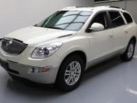 This awesome 2012 Buick Enclave comes loaded with the