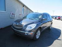 Enclave Convenience Group, 4D Sport Utility, 3.6L V6