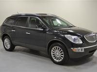 Have a look at this white 2012 Buick Enclave Leather