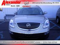 2012 Buick Enclave Leather. Serving the Bloomsburg,