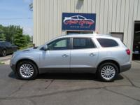 With ultimate style and sophistication our 2012 Enclave