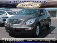 Options:  2012 Buick Enclave Leather|Awd Leather 4Dr