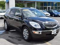 Check out this gently-used 2012 Buick Enclave we