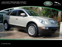 2012 Buick Enclave Leather Group Gold FWD, 8-Way Power