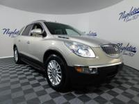 New Price! 2012 Buick Enclave Gold Mist Metallic **