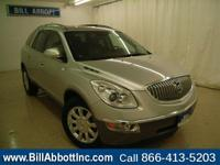 *1-OWNER+BUICK+ENCLAVE+WITH+SERVICE+RECORDS+ON+FILE*TRA
