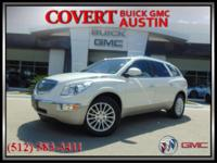 GM CERTIFIED 2012 Buick Enclave sport utility vehicle