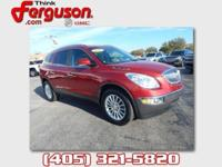 This 2012 Buick Enclave Leather will sell fast -Backup