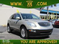 Options:  2012 Buick Enclave Leather Has A Sharp Cocoa