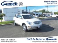2012 Buick Enclave Premium! Featuring a 3.6L V6 and