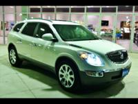 BEAUTIFUL 2012 LUXURY BUICK ENCLAVE......WHITE OPAL