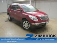 Options:  2012 Buick Enclave Awd 4Dr Premium|4-Wheel