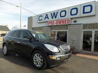Options:  2012 Buick Enclave Premium