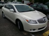 Buick Certified, CARFAX 1-Owner. FUEL EFFICIENT 36 MPG