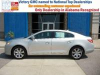 2012 Buick LaCrosse Comfort & Convenience Package