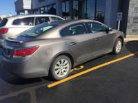 Looking for a clean, well-cared for 2012 Buick
