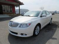 Options:  2012 Buick Lacrosse If You Crave The Finer
