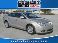 Options:  2012 Buick Lacrosse Premium 1 Group|Gm
