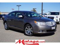 2012 Buick LaCrosse Premium 1 Group in Mocha Steel