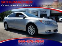 Options:  2012 Buick Lacrosse 1Sn| |Content Theft Alarm