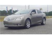 17/27 City/Highway MPG Mocha Steel Metallic 2012 Buick