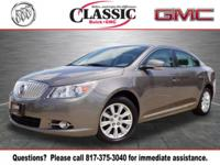 New Price! CARFAX One-Owner. Clean CARFAX. Mocha Steel