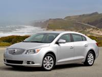 2012 Buick LaCrosse Sedan 4dr Sdn Premium 2 FWD Our