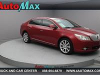 Check out this gently-used 2012 Buick LaCrosse we