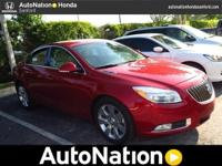 2012 Buick Regal Our Location is: AutoNation Honda