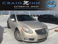 Recent Arrival! Gold 2012 Buick Regal Base FWD 6-Speed