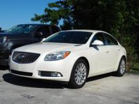 This 2012 Buick Regal Base is proudly offered by Ed
