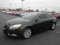 This outstanding example of a 2012 Buick Regal Base is