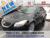 2012 Buick Regal Premium I FWD 6-Speed Automatic with