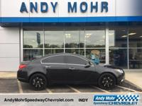 Carbon Black Metallic 2012 Buick Regal Turbo Premium 3
