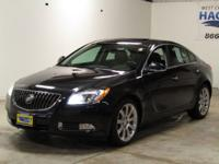 *FEATURES: *1 OWNER* BUICK REGAL TURBO PREMIUM 3 WITH