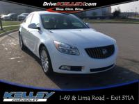 2012 Buick Regal* MSRP was $29,965 FREE GM Certified