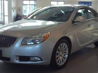 This 2012 Buick Regal is offered to you for sale by