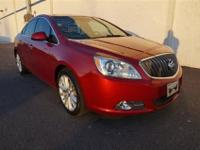 This 2012 Buick Verano 4dr 4dr Sedan Convenience Group