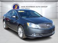 *New Arrival* *CARFAX 1-OWNER VEHICLE* *This 2012 Buick