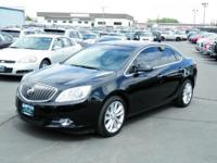 2012 Buick Verano 4dr Sedan Leather Group Leather