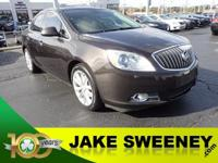 Our 2012 Buick Verano is sleek in Mocha Bronze