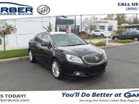 2012 Buick Verano ...Base Trim Package...2.4L 4 cyls...