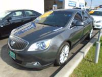 Options:  2012 Buick Verano Base|Our 2012 Buick Verano