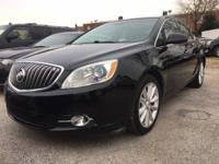 Drive away with this beautiful 2012 Buick Verano. Down