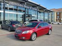 Check out this gently-used 2012 Buick Verano we