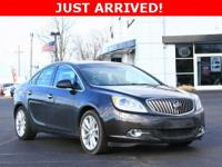 Verano Buick 2012 6-Speed Automatic Electronic with