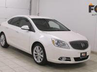 This outstanding example of a 2012 Buick Verano Leather